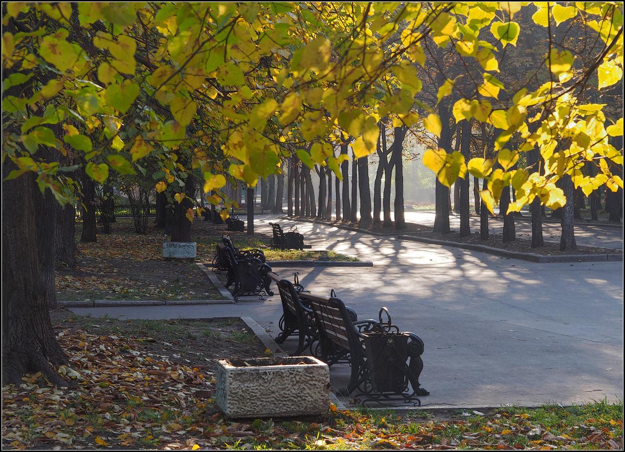"""photo """"Autumn"""" tags: city, landscape,"""