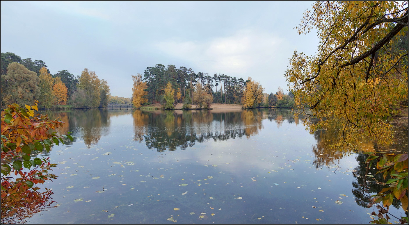"photo ""autumn panorama"" tags: landscape, nature, panoramic,"