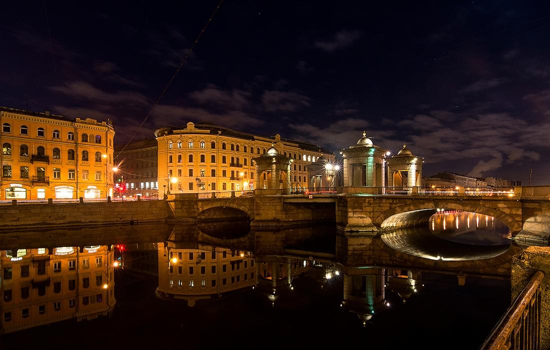 Ночной город картинки на телефон меня