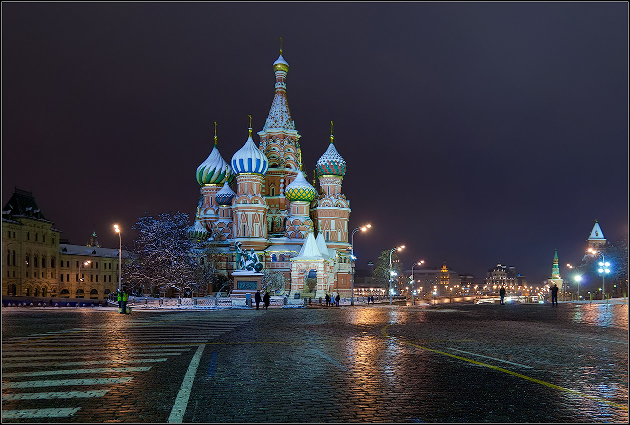 "photo ""St. Basil's Cathedral (Pokrovsky Cathedral)"" tags: architecture, city,"