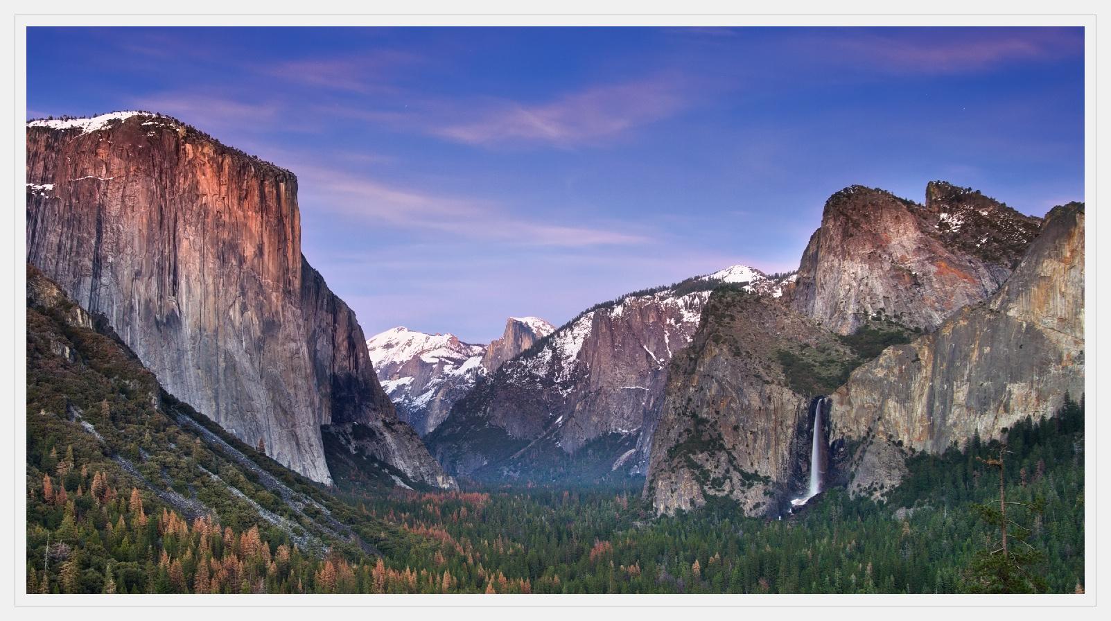 """photo """"***"""" tags: landscape, North America, Yosemite"""