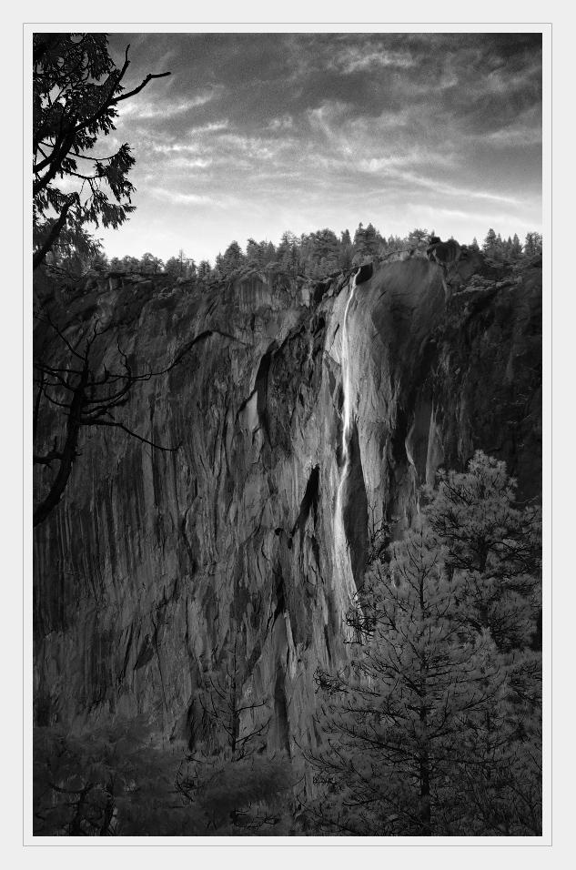 """photo """"***"""" tags: landscape, black&white, North America, Yosemite"""