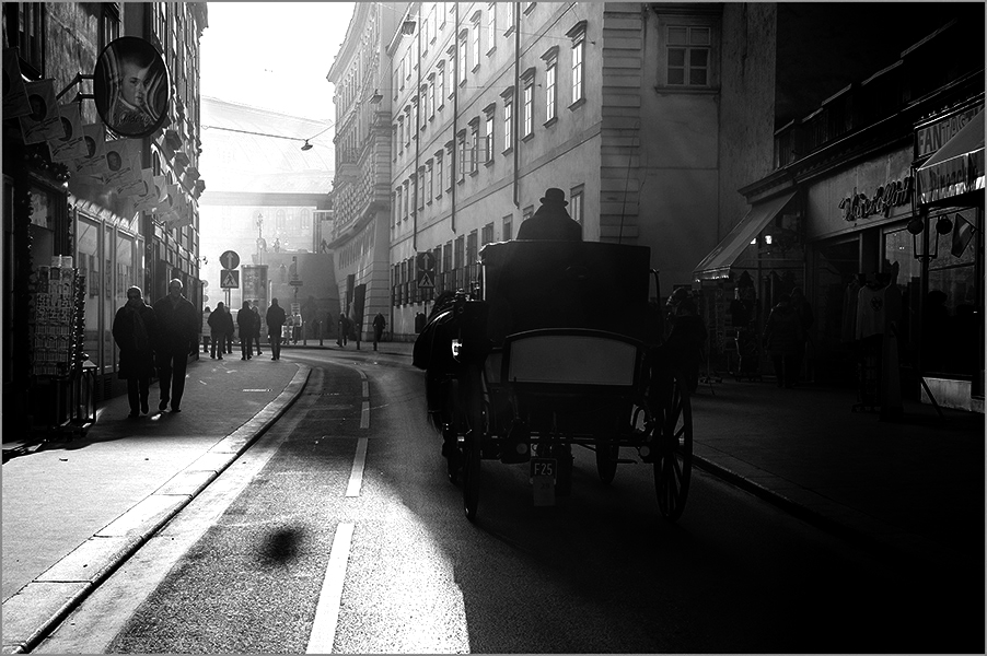"photo ""Старый город"" tags: street, city, genre,"