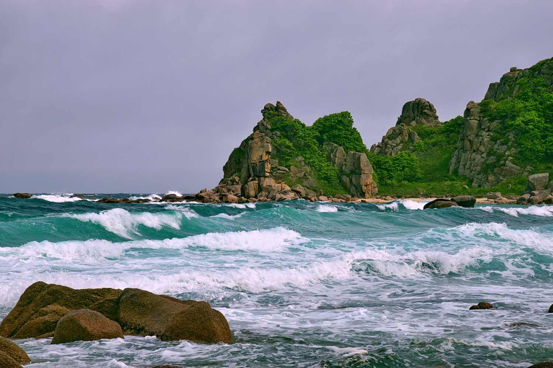 """фото """"Восточное побережье Японского моря"""" метки: пейзаж, путешествия, море"""