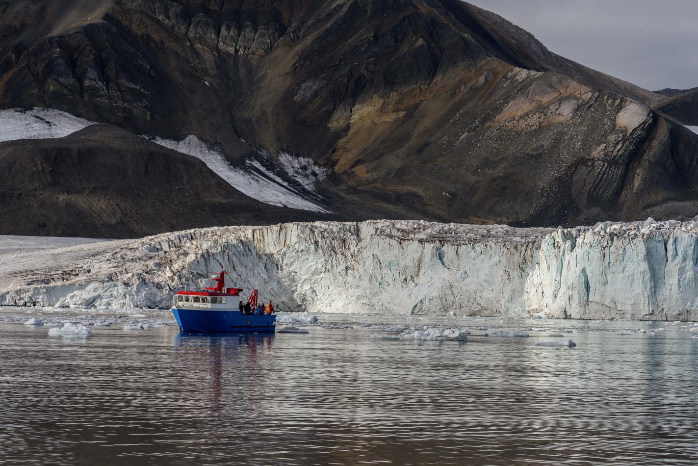 "photo ""***"" tags: travel, nature, island, mountains, summer, Шпицберген, путешествие"