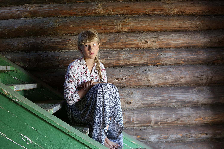 Красивая девушка в деревне фильм — photo 5