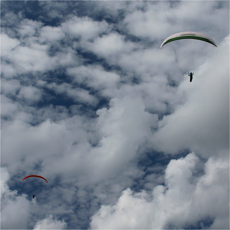 """photo """"Conquerors of the Sky"""" tags: travel, sport,"""