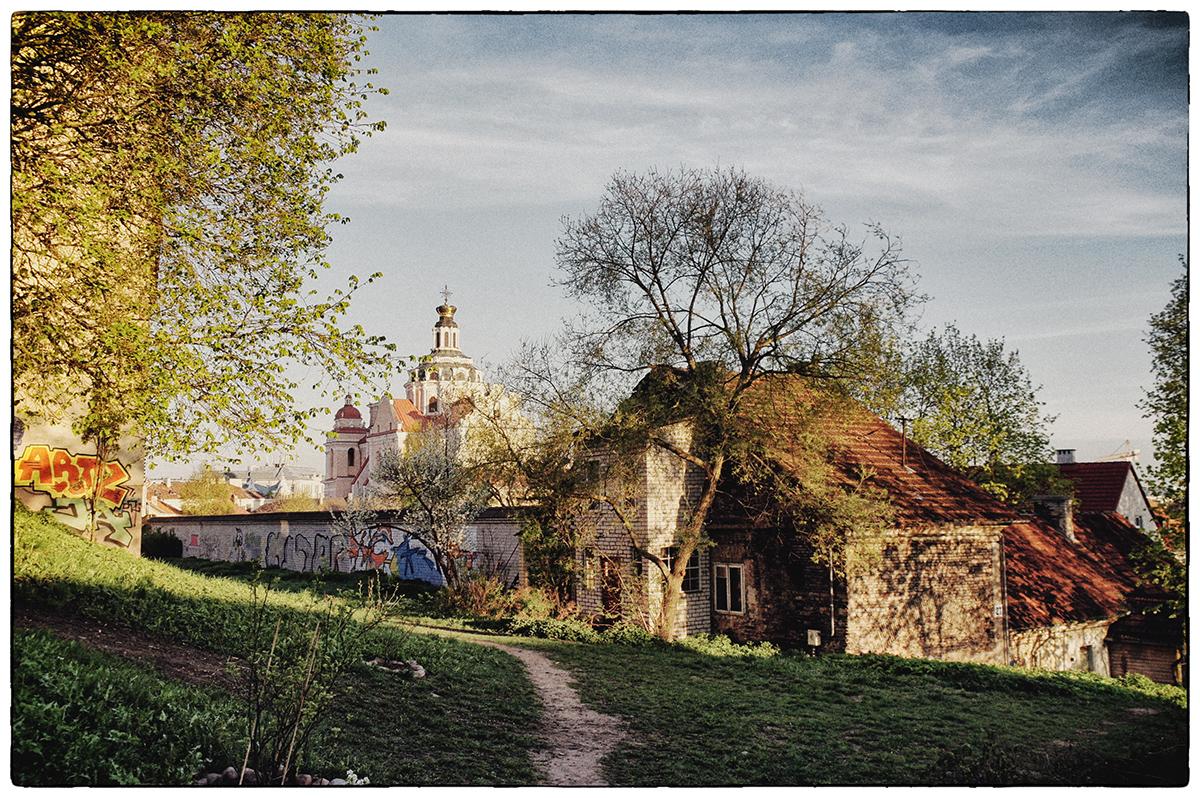 "photo ""***"" tags: travel, city, Вильнюс"