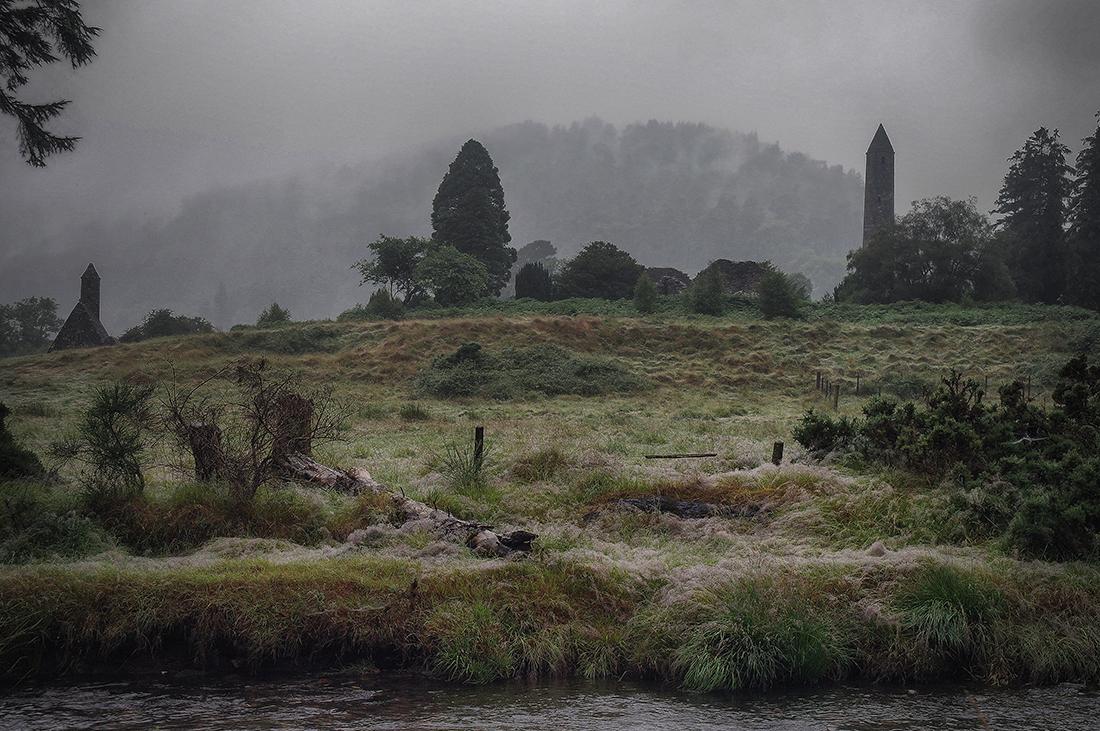 """фото """"Ирландская глубинка"""" метки: путешествия, природа, Ирландия деревня"""