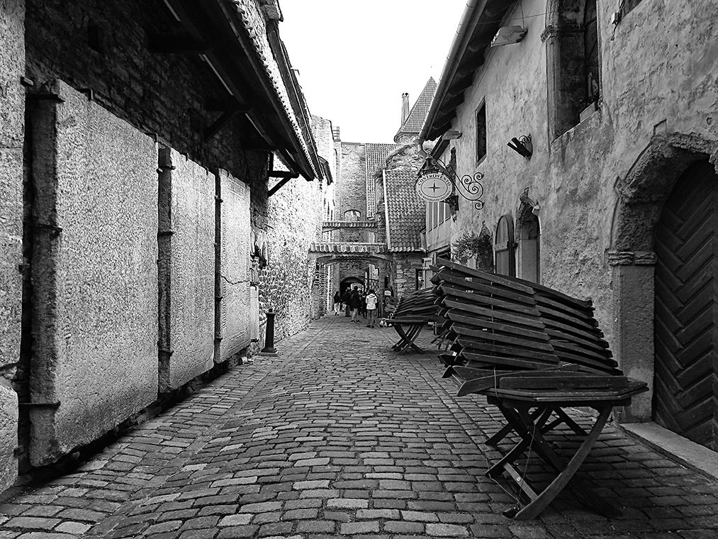 """photo """"The Old Tallinn"""" tags: city, travel,"""