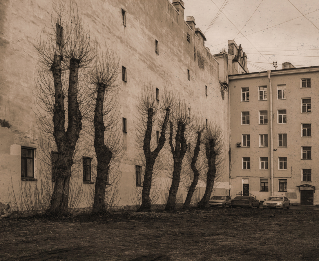 "photo ""***"" tags: landscape, city, spring, Петербург, дворы и подворотни"