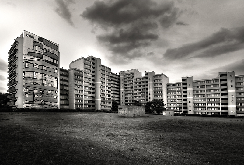"photo ""Herzogenried"" tags: architecture, black&white, Europe, germany"