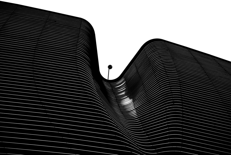 """фото """"Сеульские изгибы"""" метки: архитектура,"""