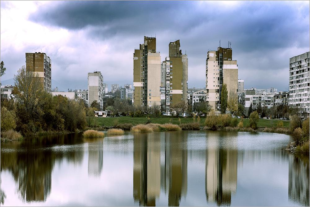"photo ""София"" tags: city, architecture, landscape,"
