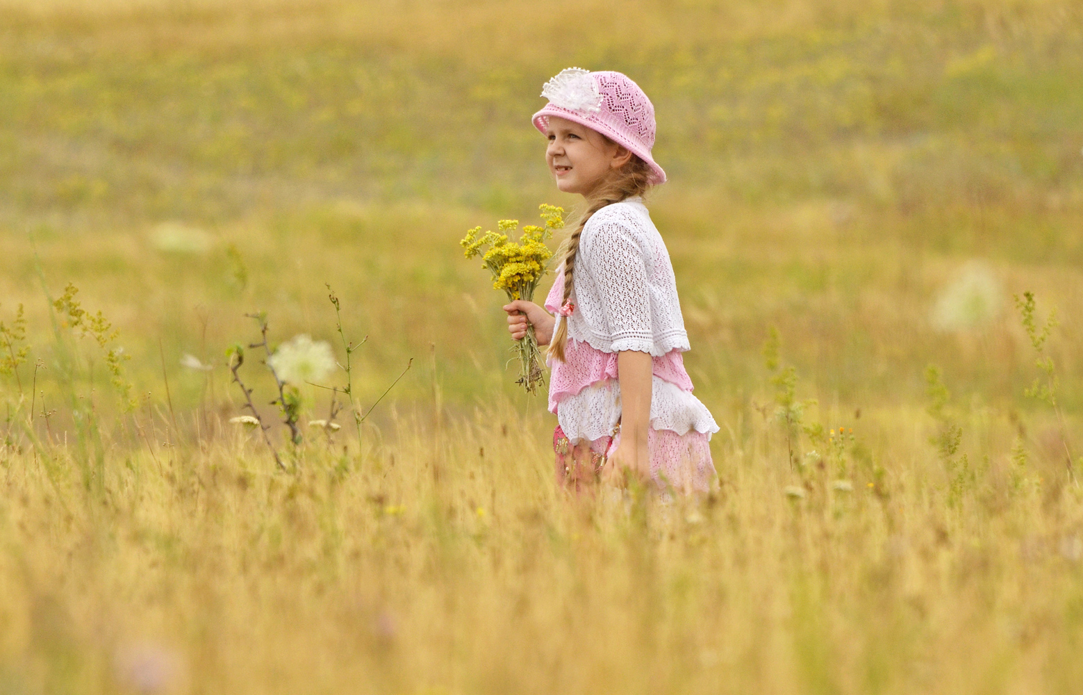 "photo ""***"" tags: genre, children, flowers, summer, травы"