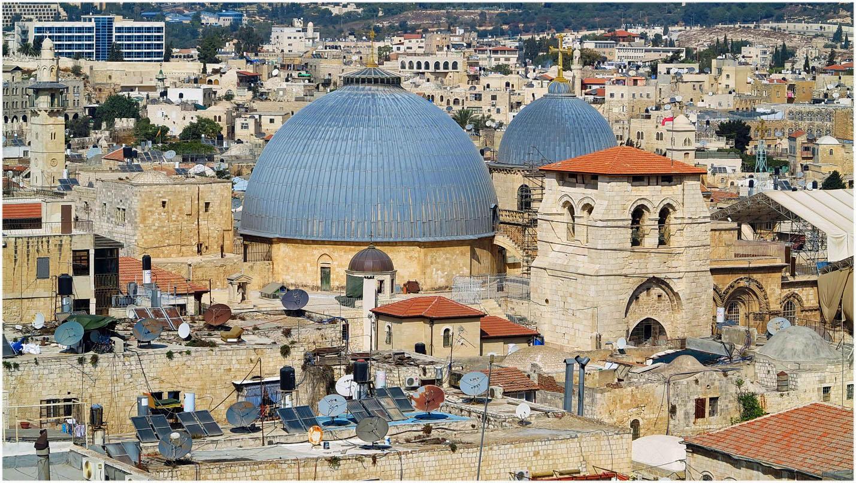 """photo """"Jerusalem"""" tags: city,"""