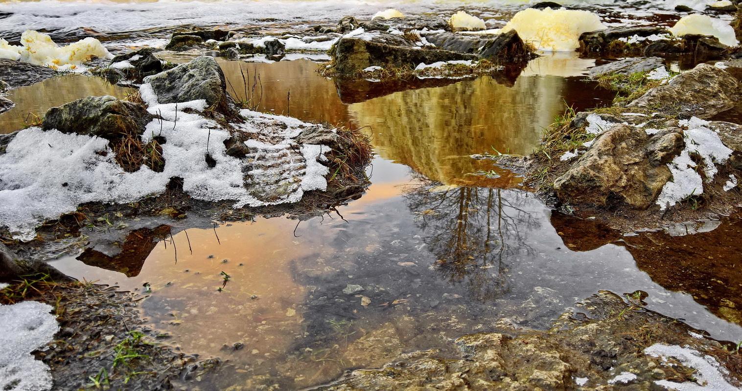 """фото """"Гуляя,шагая по водопаду Ягала.Эстония"""" метки: путешествия,"""