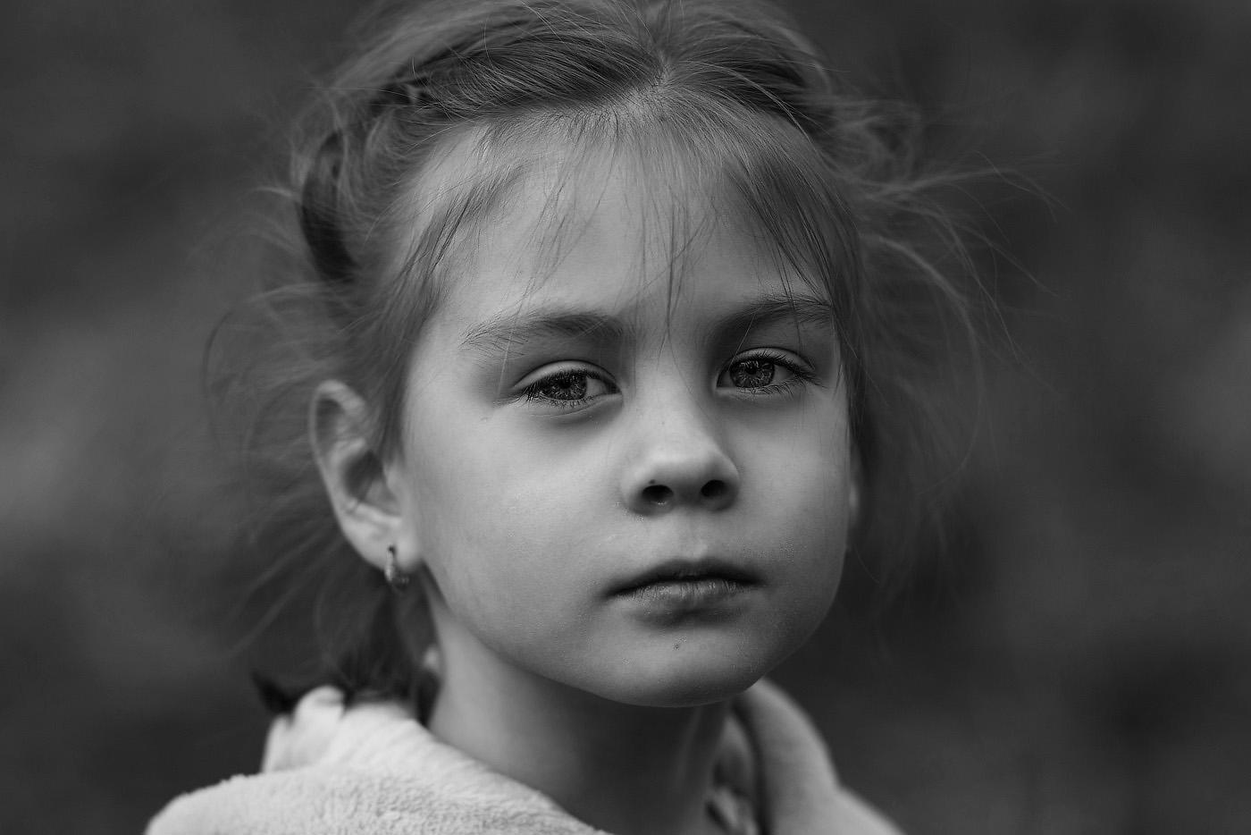"photo ""Портретная фотография"" tags: portrait, black&white,"