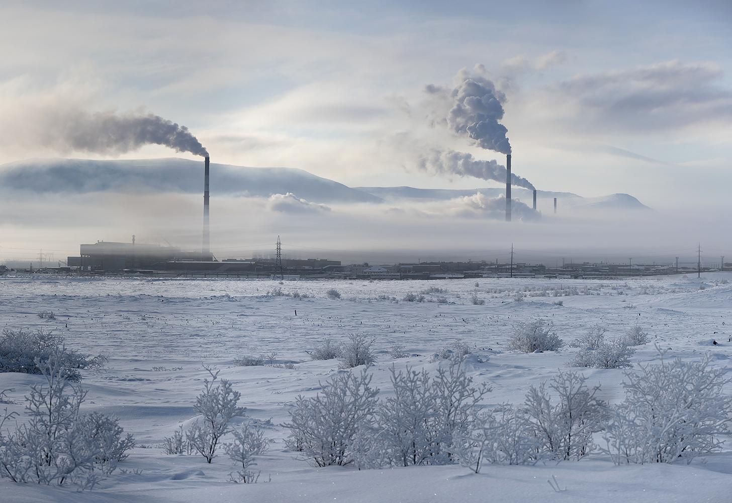 "photo ""***"" tags: landscape, Kola Peninsula, winter"