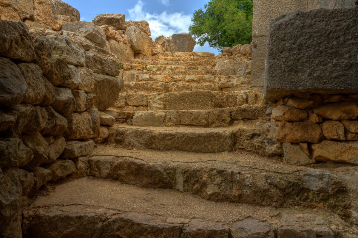 "photo ""***"" tags: architecture, Israel, Замок Нимрод"