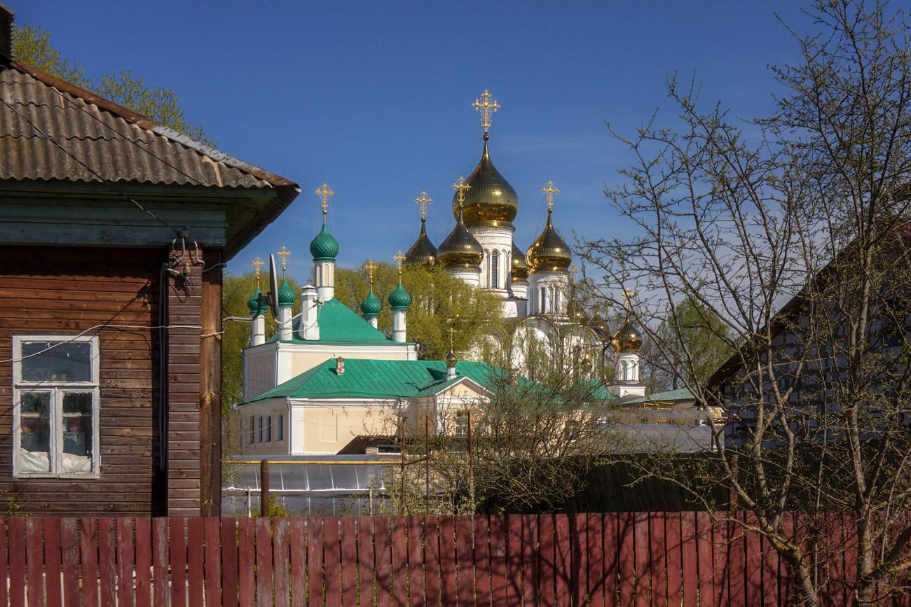 погода в апреле переславль залесский и снимки фото желаю