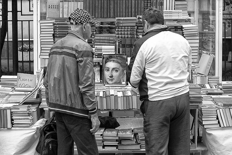 Продать фото жанра стрит