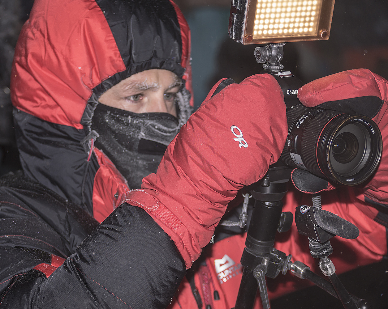 """photo """"Холодной крещенской ночью"""" tags: reporting,"""