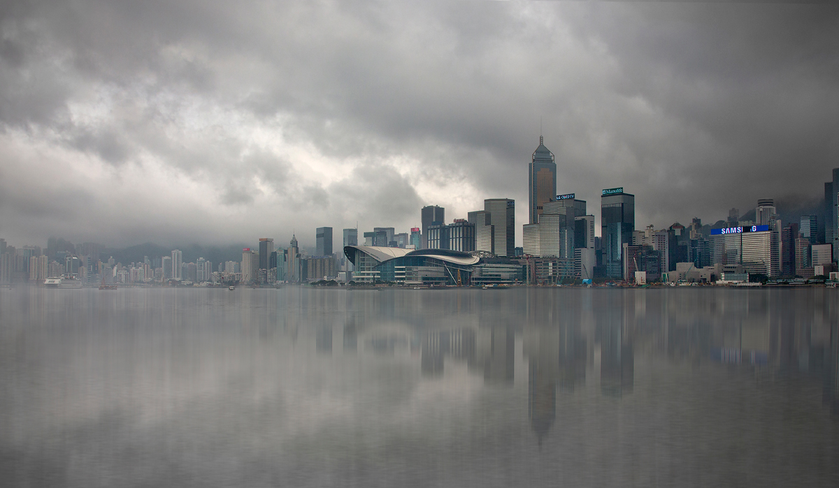"photo ""Гонконг городок небольшой..."" tags: architecture, Гонконг городок небольшой..."
