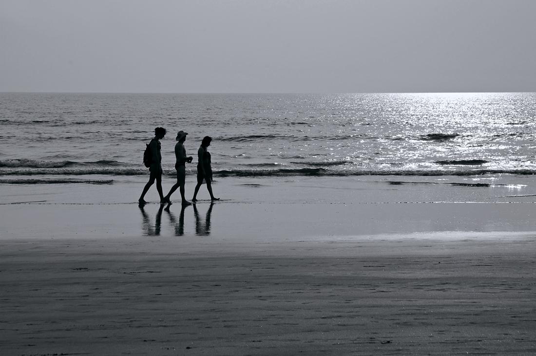 "photo ""***"" tags: black&white, индия"