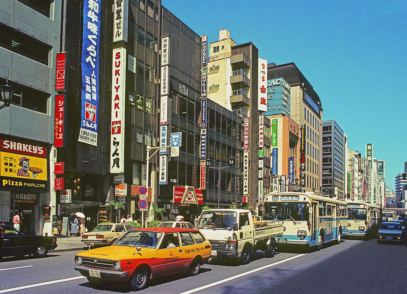 """photo """"***"""" tags: city, technics, travel, Токио, япония"""