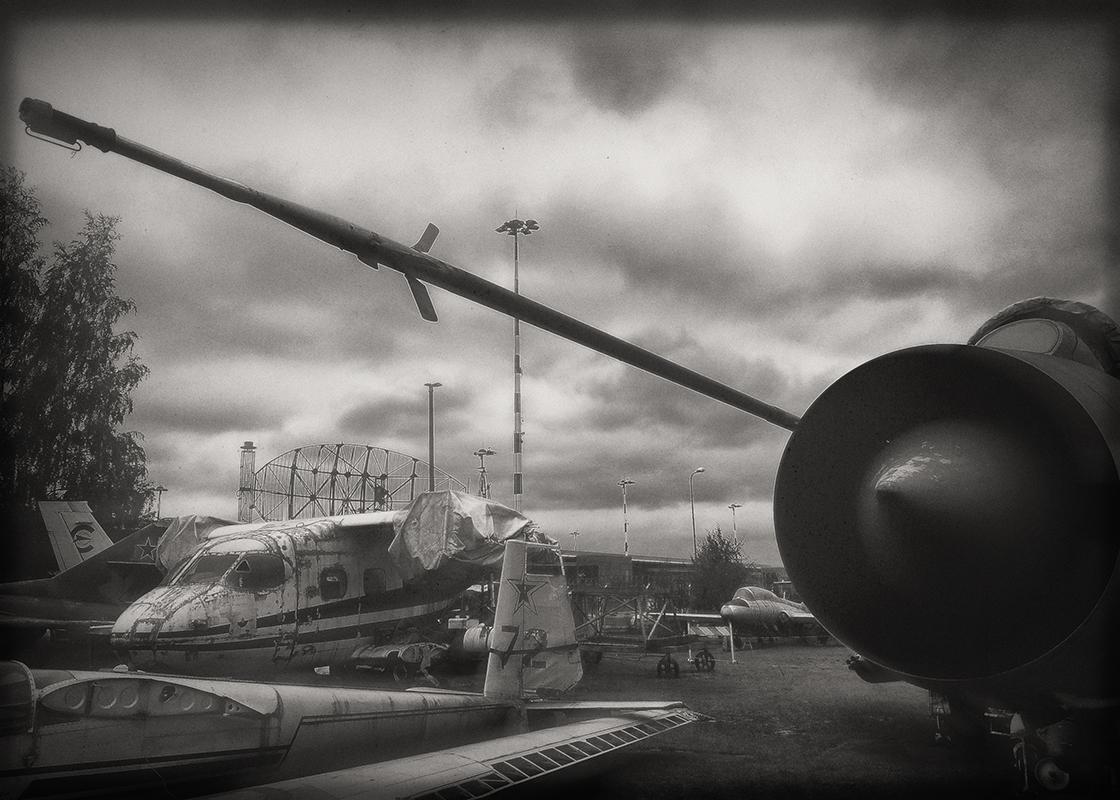 "photo ""Aviation Day"" tags: travel, technics, black&white,"