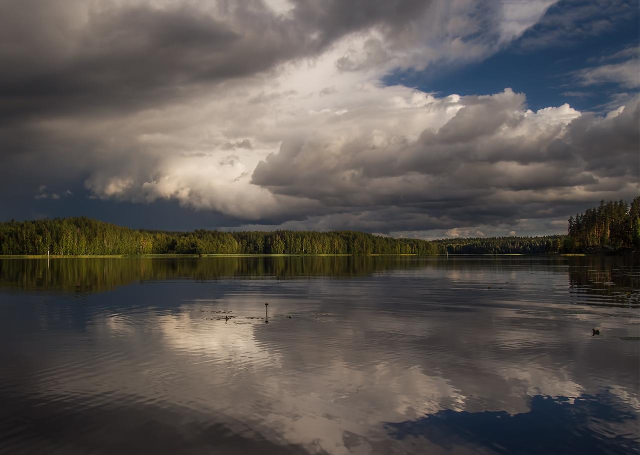 """photo """"***"""" tags: landscape, Финляндия, август"""