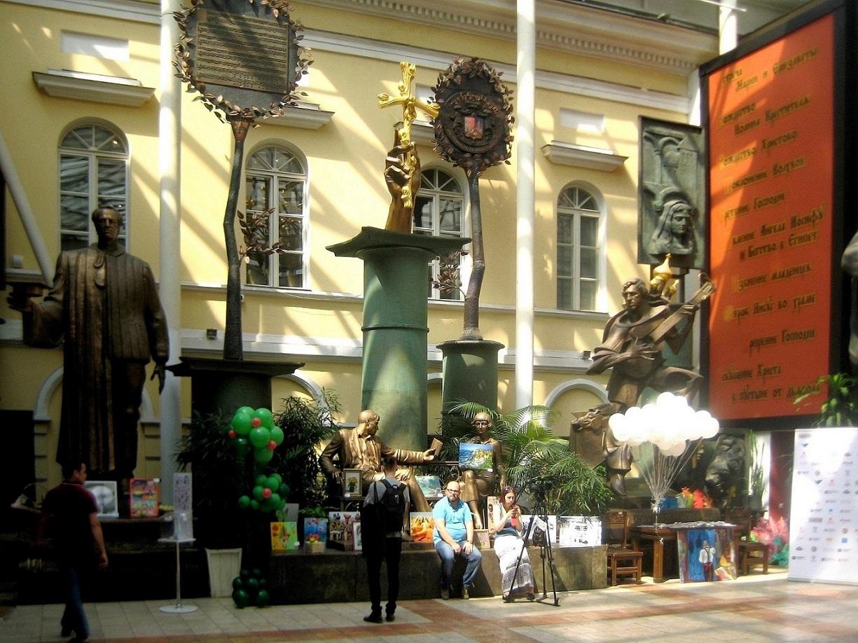 """фото """"Мы все такие разные - это наша история..."""" метки: репортаж, фрагмент, Москва, духовная культура, историческое наследие, история, культура, сити"""