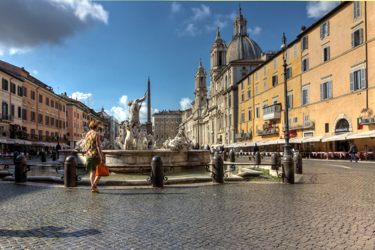 "photo ""***"" tags: travel, architecture, street, Italy, Рим"