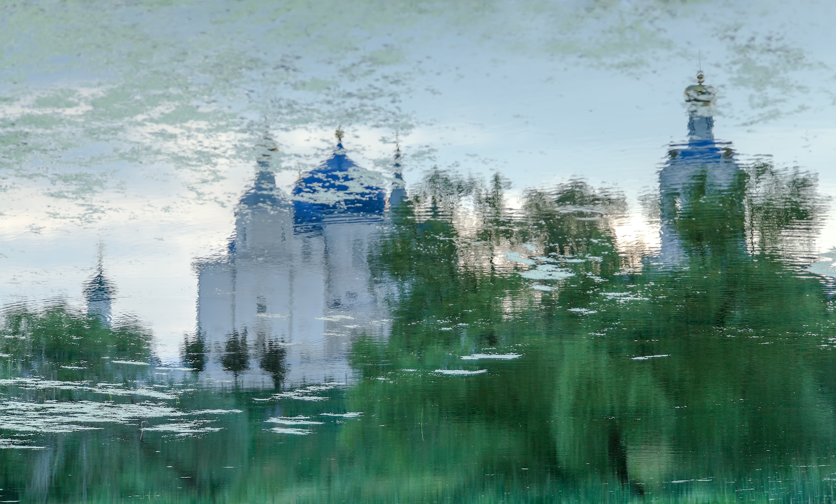 "фото ""Сказочный град Китеж"" метки: природа, абстракция,"