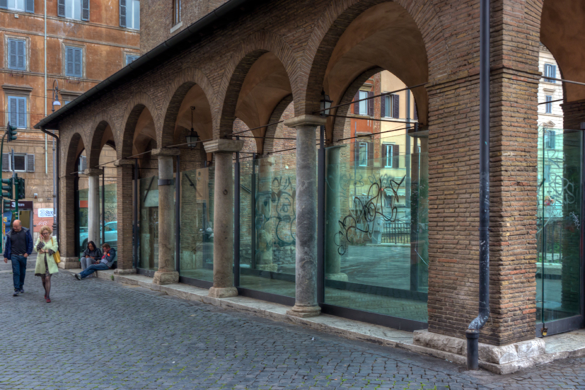 "photo ""***"" tags: architecture, travel, street, Italy, Рим"