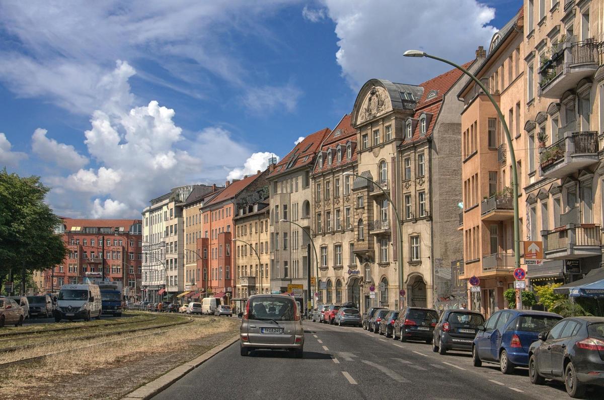 "photo ""Берлинская зарисовочка"" tags: architecture, Europe"