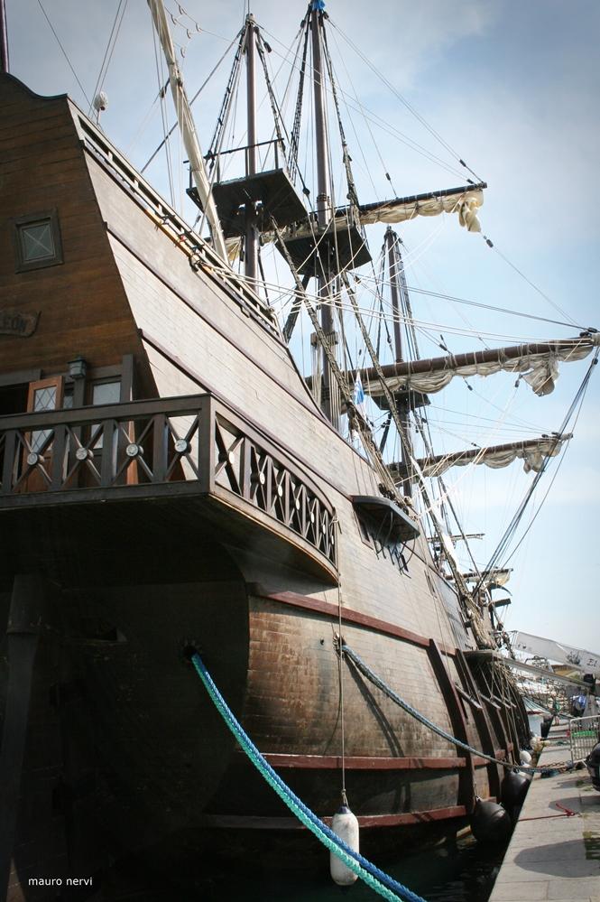 "photo ""sailing ship"" tags: old-time,"