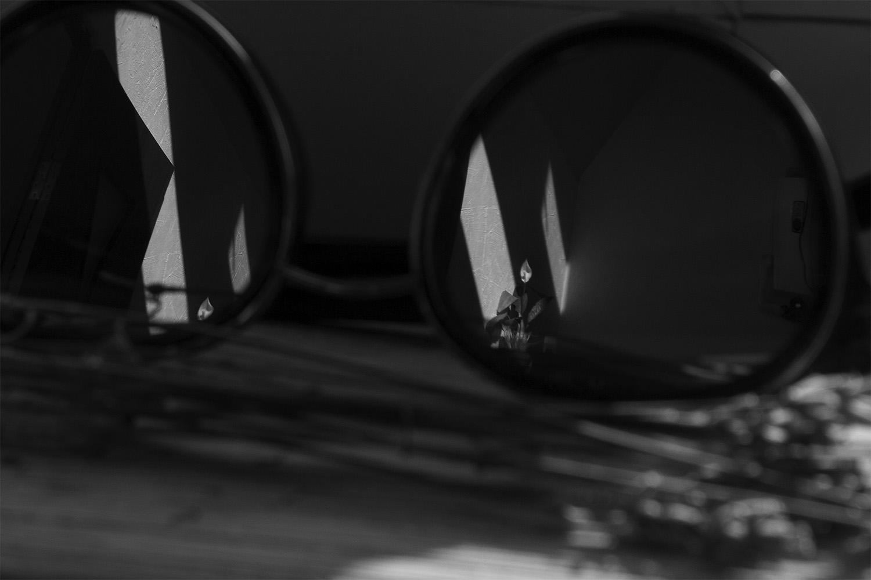 """photo """"отражение в очках"""" tags: macro and close-up, отражение, очки, цветок"""
