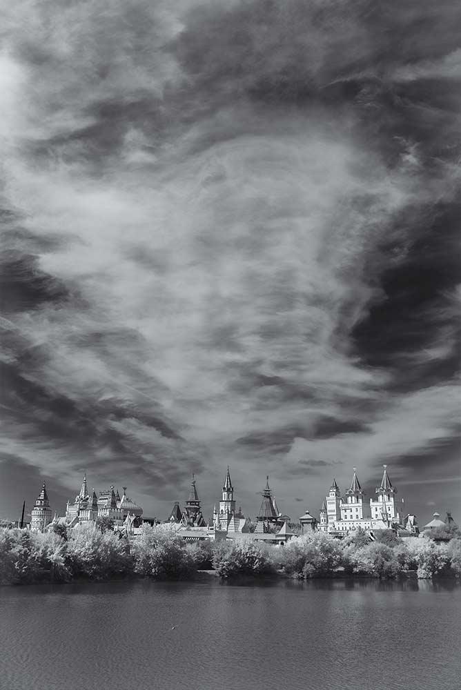 "фото ""Небо"" метки: черно-белые, пейзаж,"