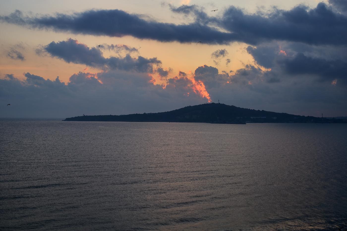 """фото """"До восхода солнца"""" метки: пейзаж,"""