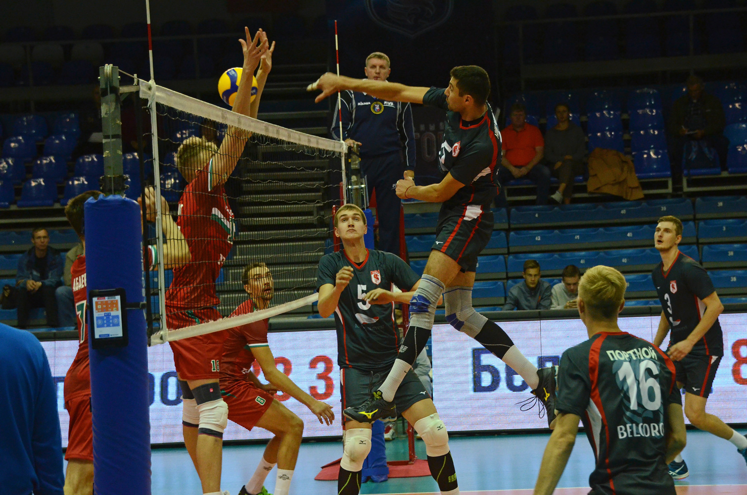"photo ""***"" tags: sport, Белгород, волейбол, соревнования"
