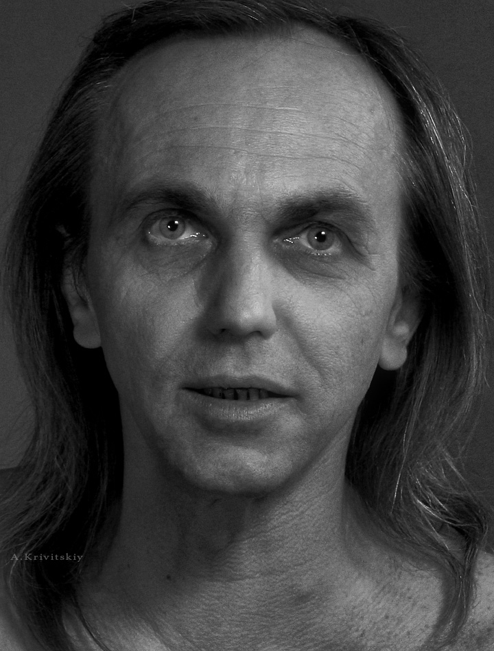 "фото ""Portrait. Studio A. Krivitsky."" метки: портрет, кривицкий, фототеатр"