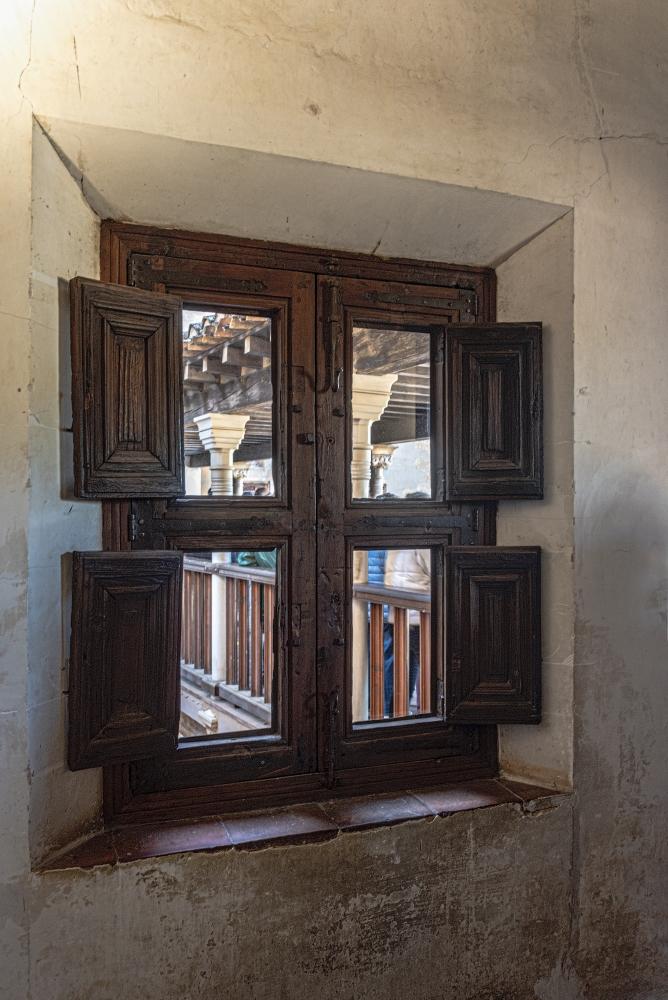 "photo ""The Alhambra Window"" tags: interior,"