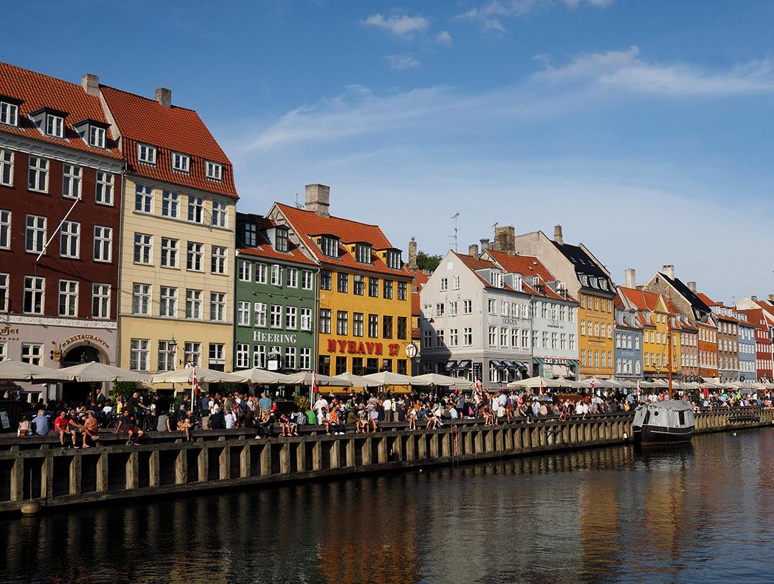 "photo ""Nyhavn Copenhagen"" tags: architecture, street, reporting,"