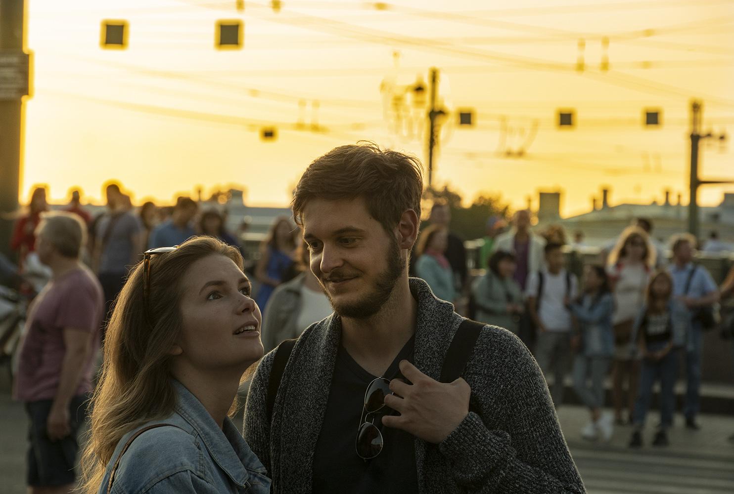 "photo ""Люди в городе"" tags: street, genre,"