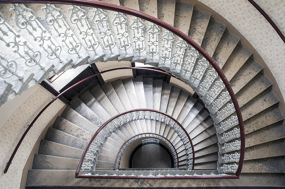 "photo ""Спираль ..."" tags: architecture, genre,"