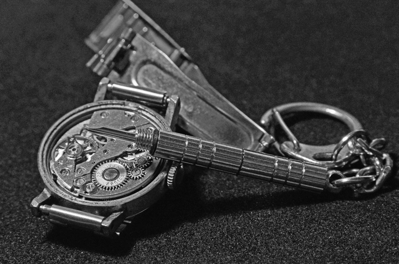 """фото """"Время остановилось..."""" метки: натюрморт, время, часы"""