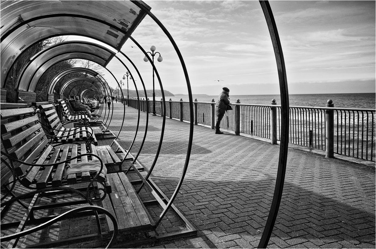 "photo ""***"" tags: black&white, city, travel,"