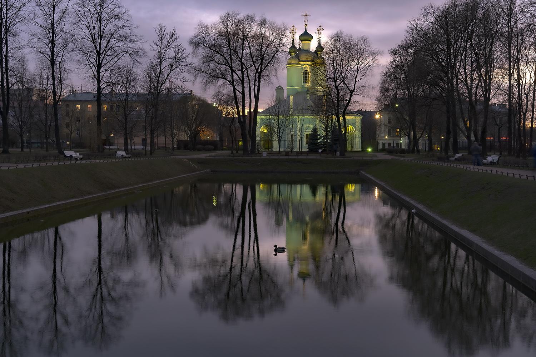 "photo ""Сампсониевский сад"" tags: city,"